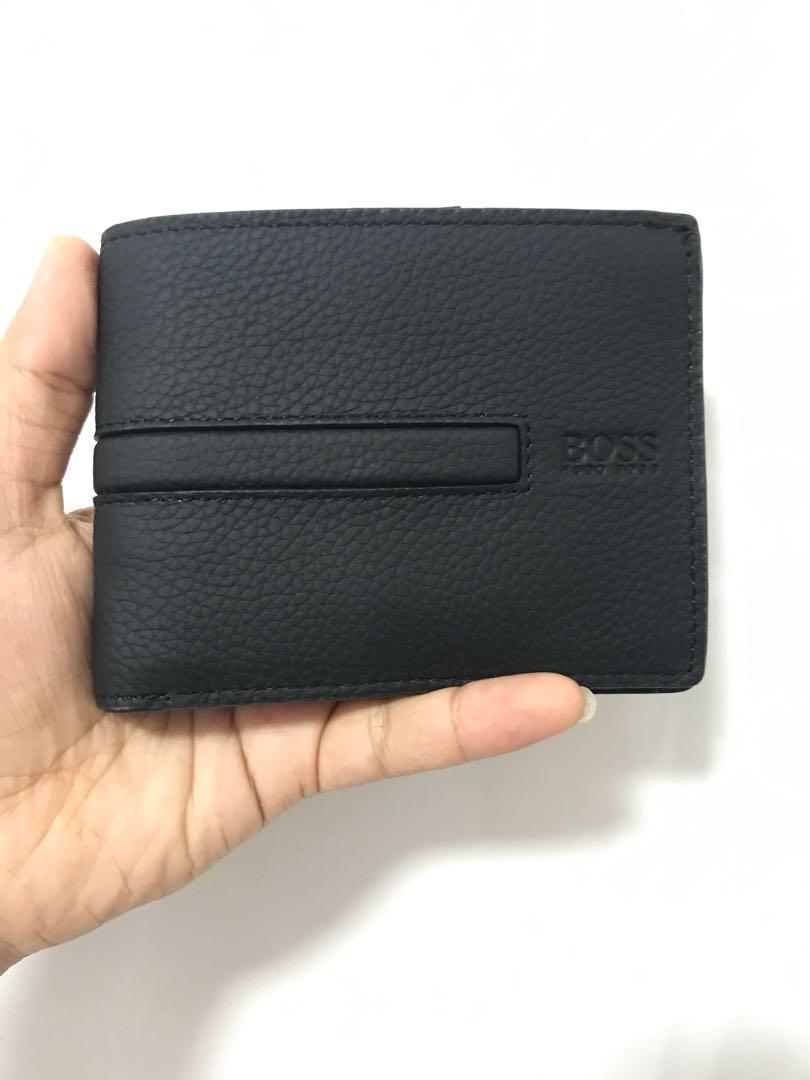 65233ca03d457 BN Authentic Hugo Boss Mens Wallet