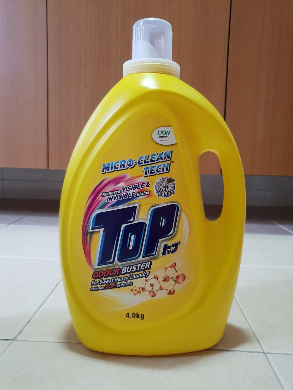 BrandNew TOP 4kg liquid detergent, Home Appliances, Cleaning