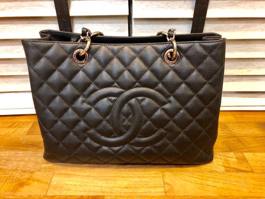5d53b6db9825 Chanel Grand Shopping Tote GST, Luxury, Bags & Wallets, Handbags on ...