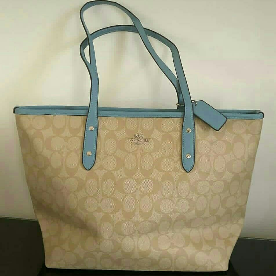 Coach city zip totebag totebag coach ori coach original coach ... b28abad6e6