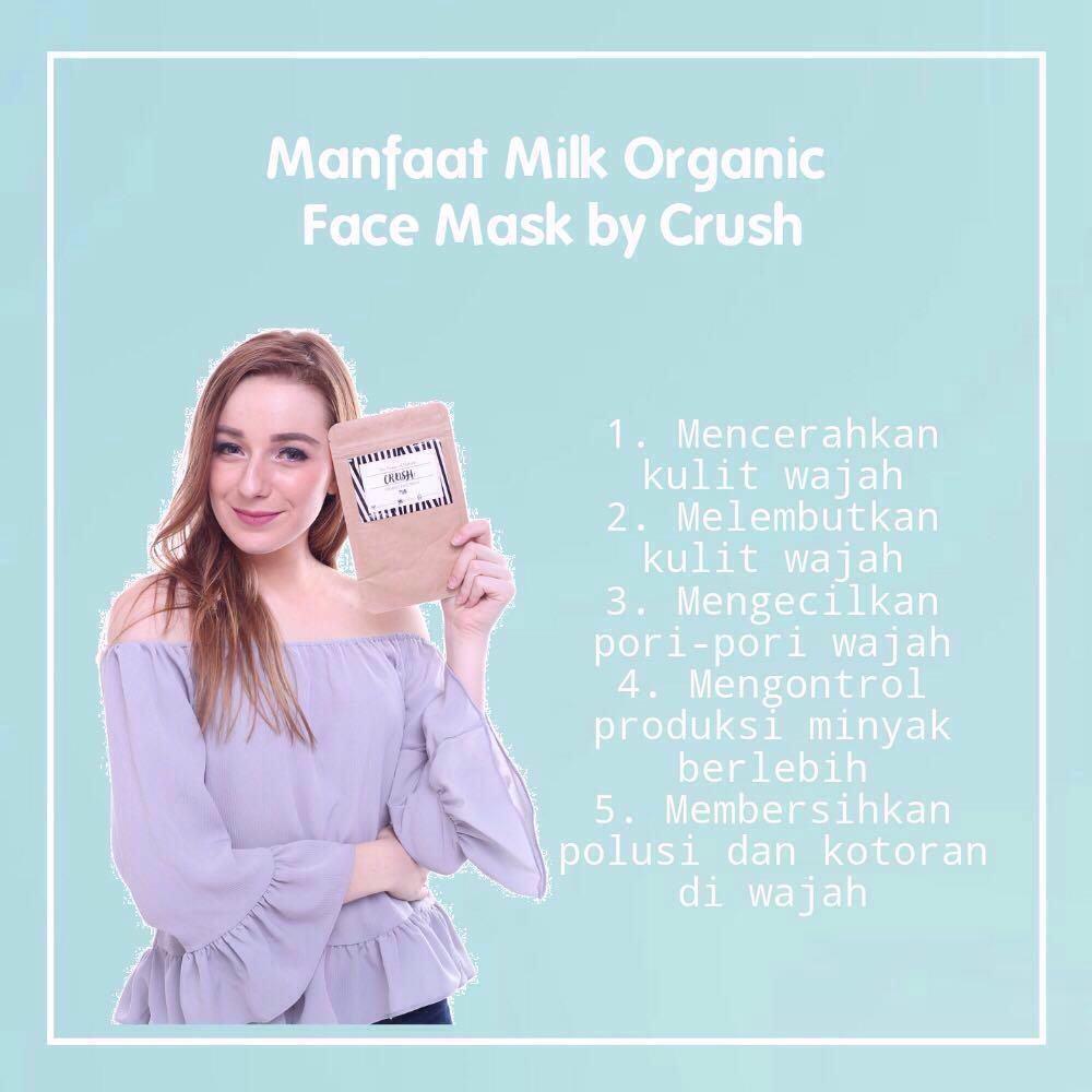 Facemask Organic👌