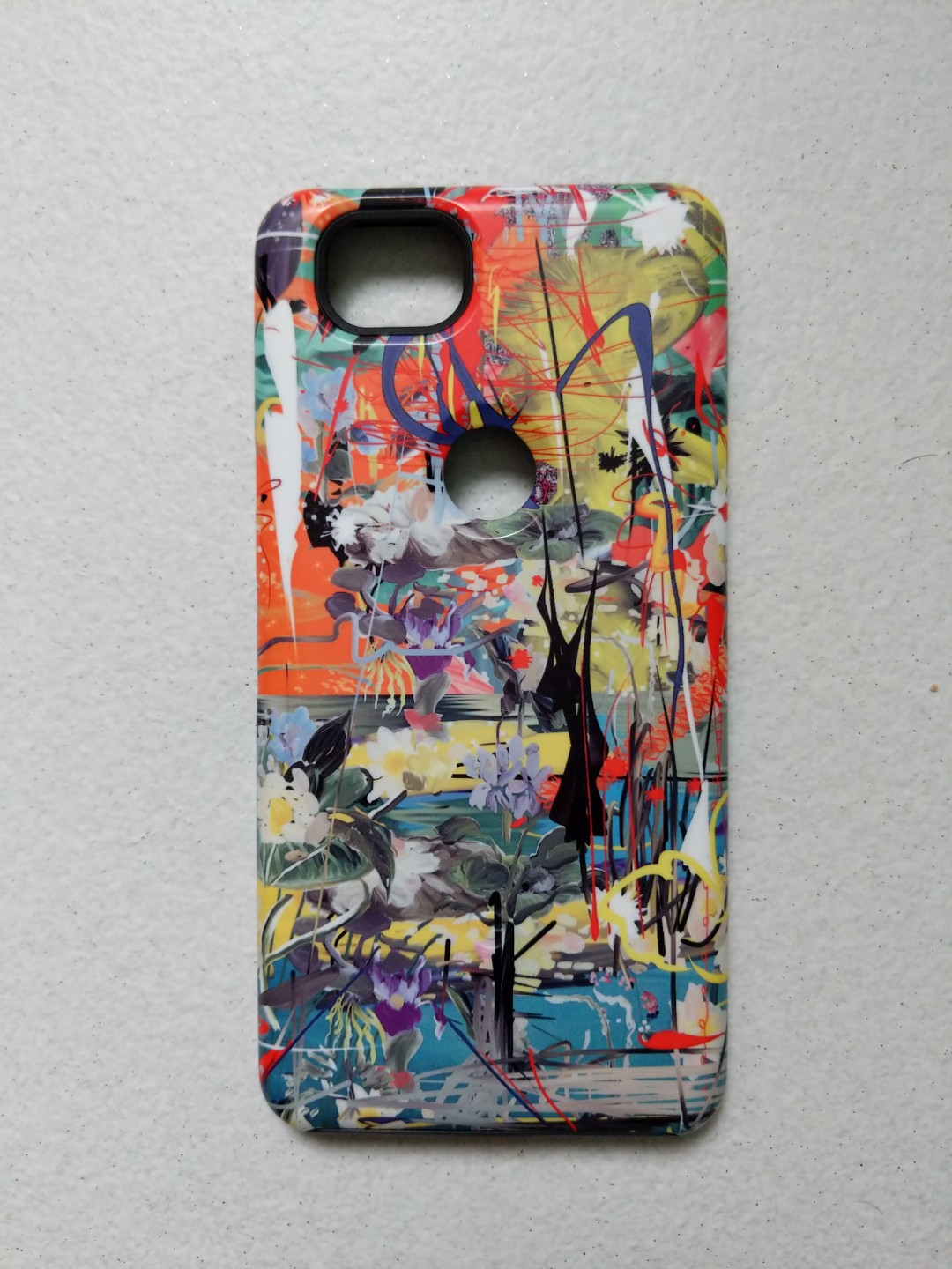 uk availability 0f013 e0bbe Google Pixel 2 limited edition artworks live case