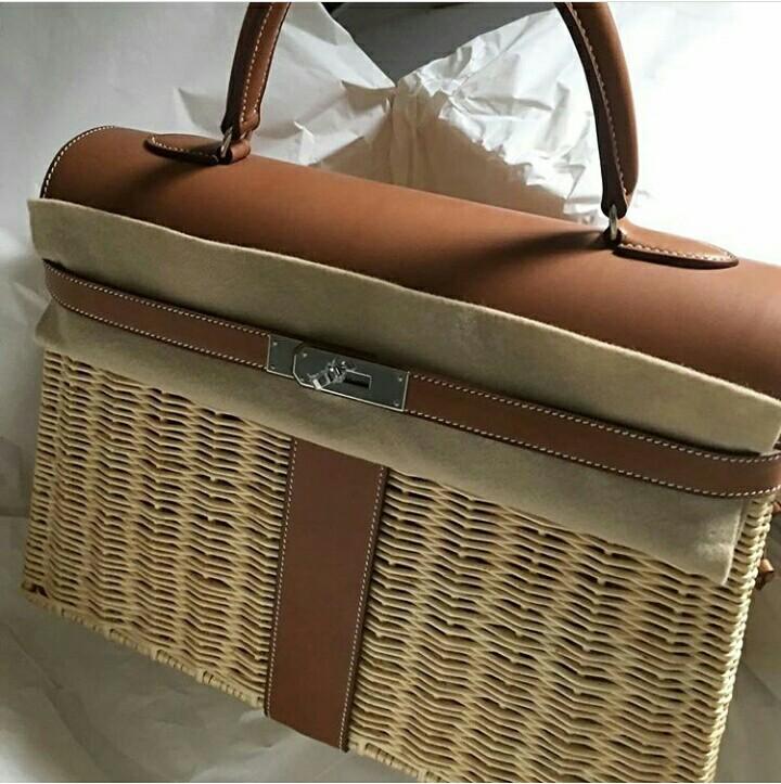 Picnic BagLuxuryBagsamp; WalletsHandbags Hermes Kelly On Carousell QdexrBWoC