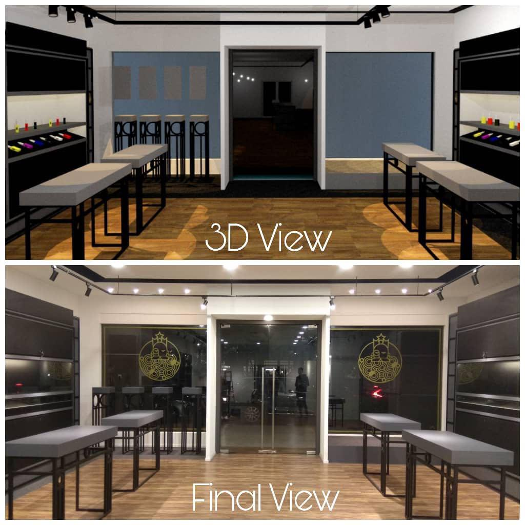 Interior designs and renovation