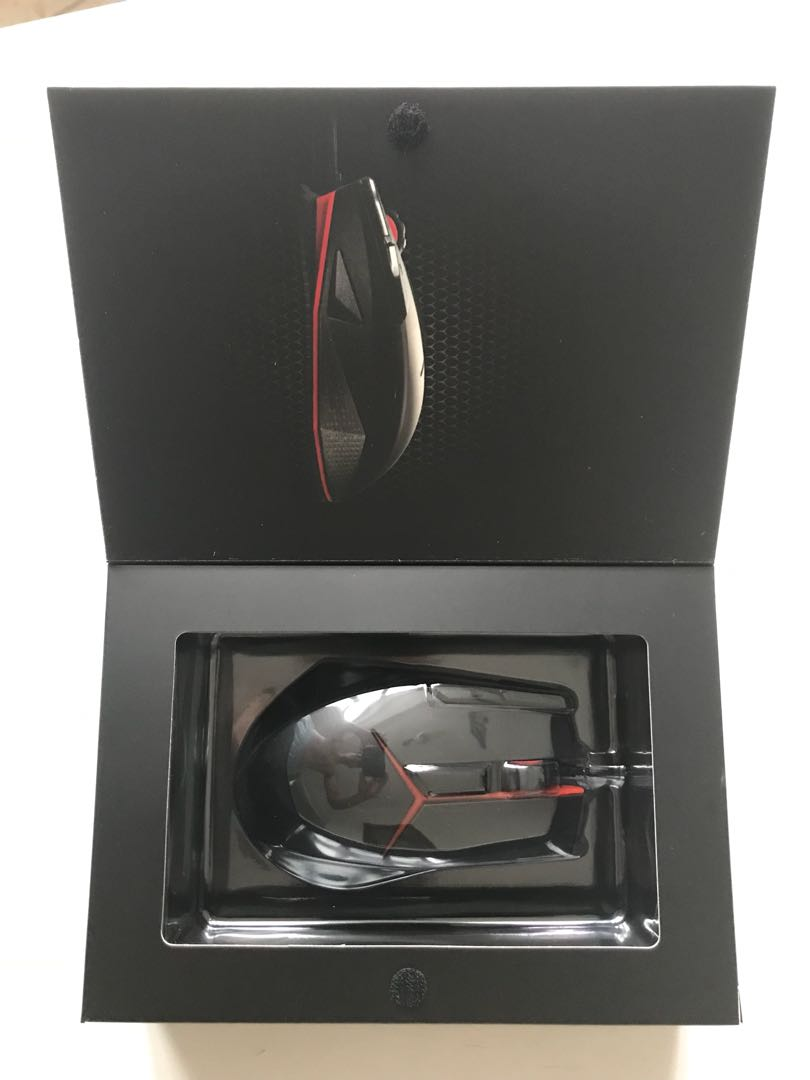 2f2ab87f924 Lenovo Y Precision Gaming Mouse, Electronics, Computer Parts ...