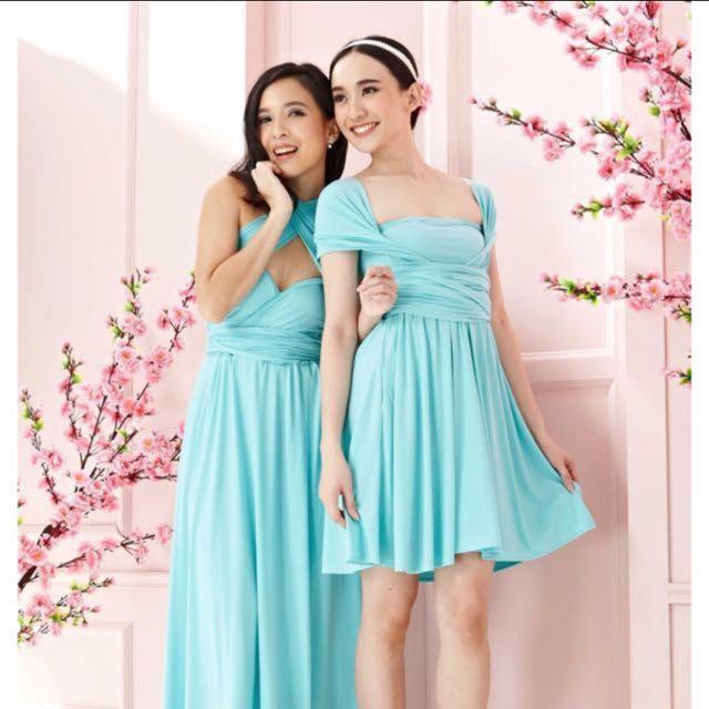 53f85169fcf68 Marilyn Convertible Bridesmaids Dinner Dress