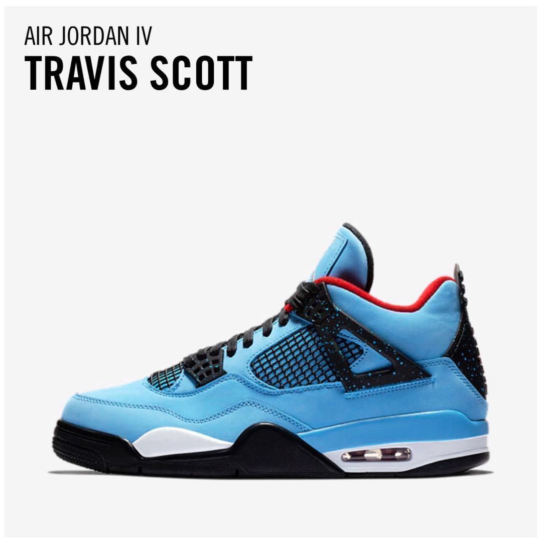 Men s Air Jordan IV Retro Travis Scott CACTUS JACK 69b72c642
