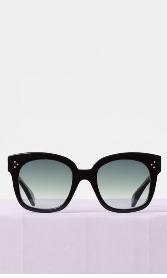 99e060abe942 New Celine Oversized Sunglasses in Acetate