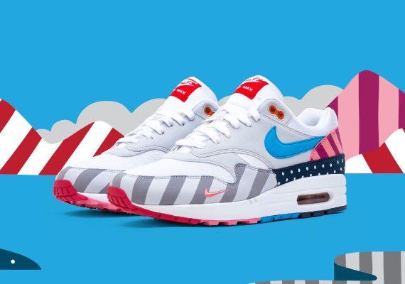 9dea7cd9651d Nike air max 1 x Parra