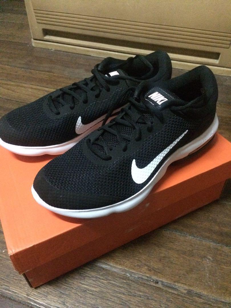 cheaper f2e32 e40f6 Original Nike Air Max Advantage black, Women s Fashion, Shoes on ...
