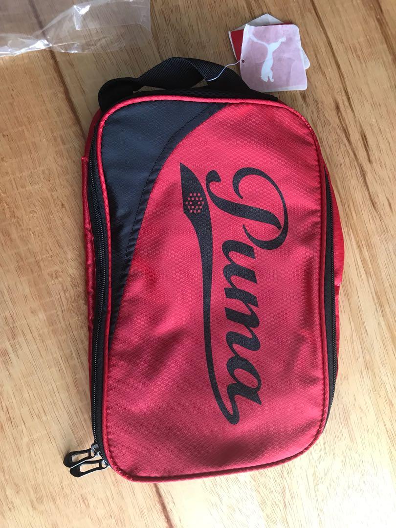 d4a58f0c979b Puma shoe bag tote