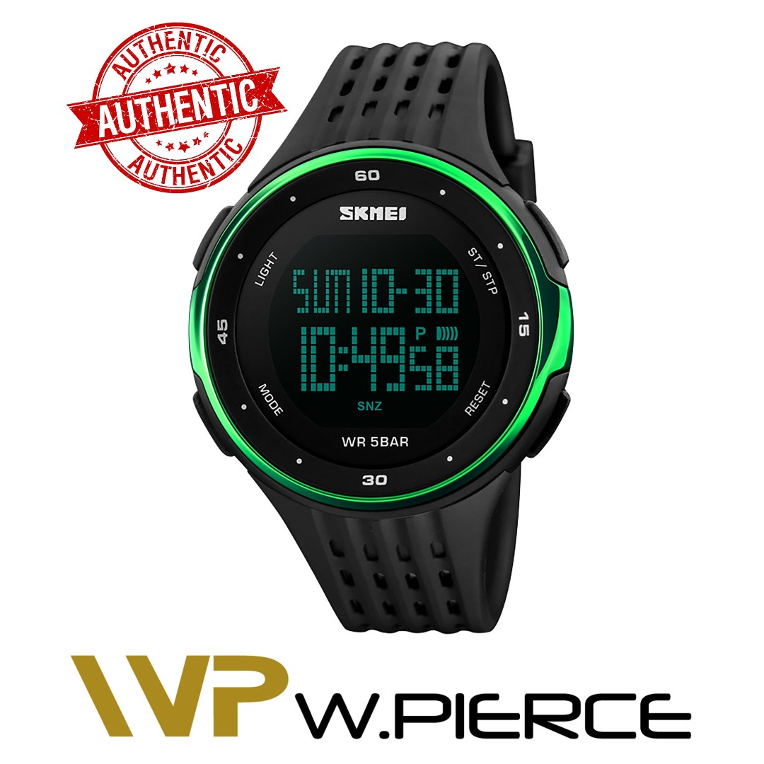 14a343e7894 SKMEI 1219 W.Pierce Digital Wristwatches Men Outdoor Sport Watches ...