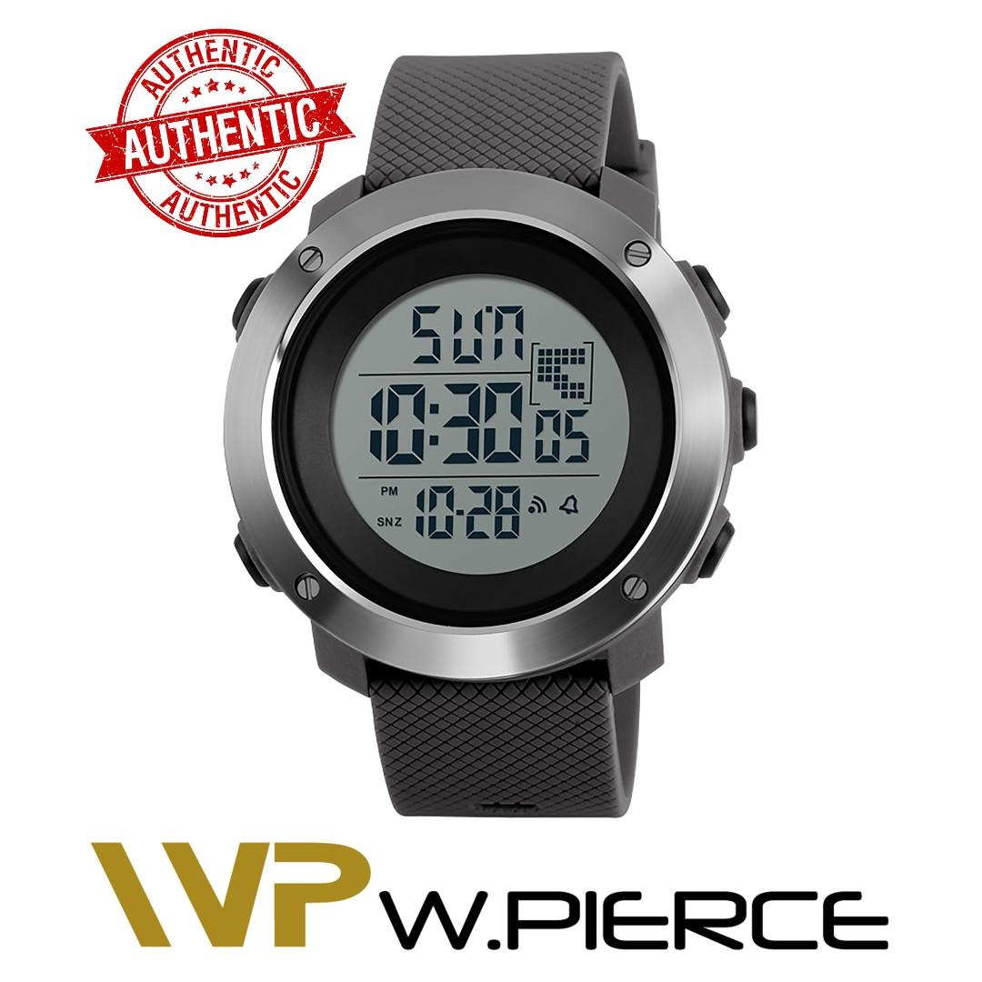 120c0099330 Skmei 1268 W.Pierce Fashion Women Sports Watches Men s Digital LED  Electronic Clock Man Military Waterproof Watch Men Relogio Masculino  Casio