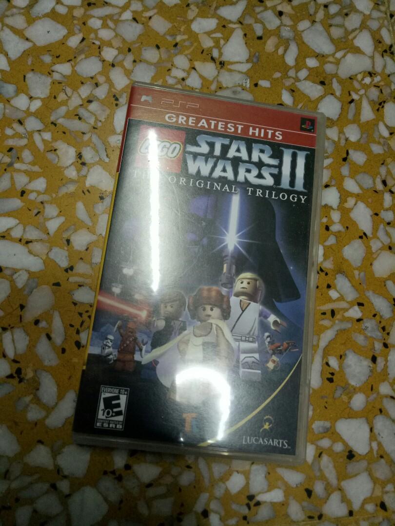 Star Wars 2 The Original Trilogy Toys Games Video Gaming