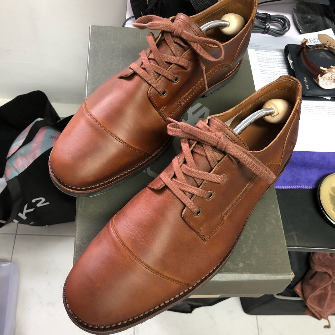 873aa0e79984f Timberland Kendrick Cap Toe Oxford Shoe Brown