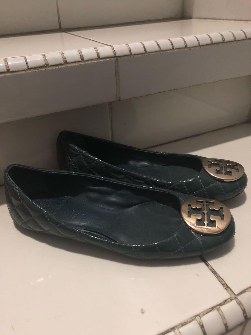 90687643702 Tory burch flat shoes