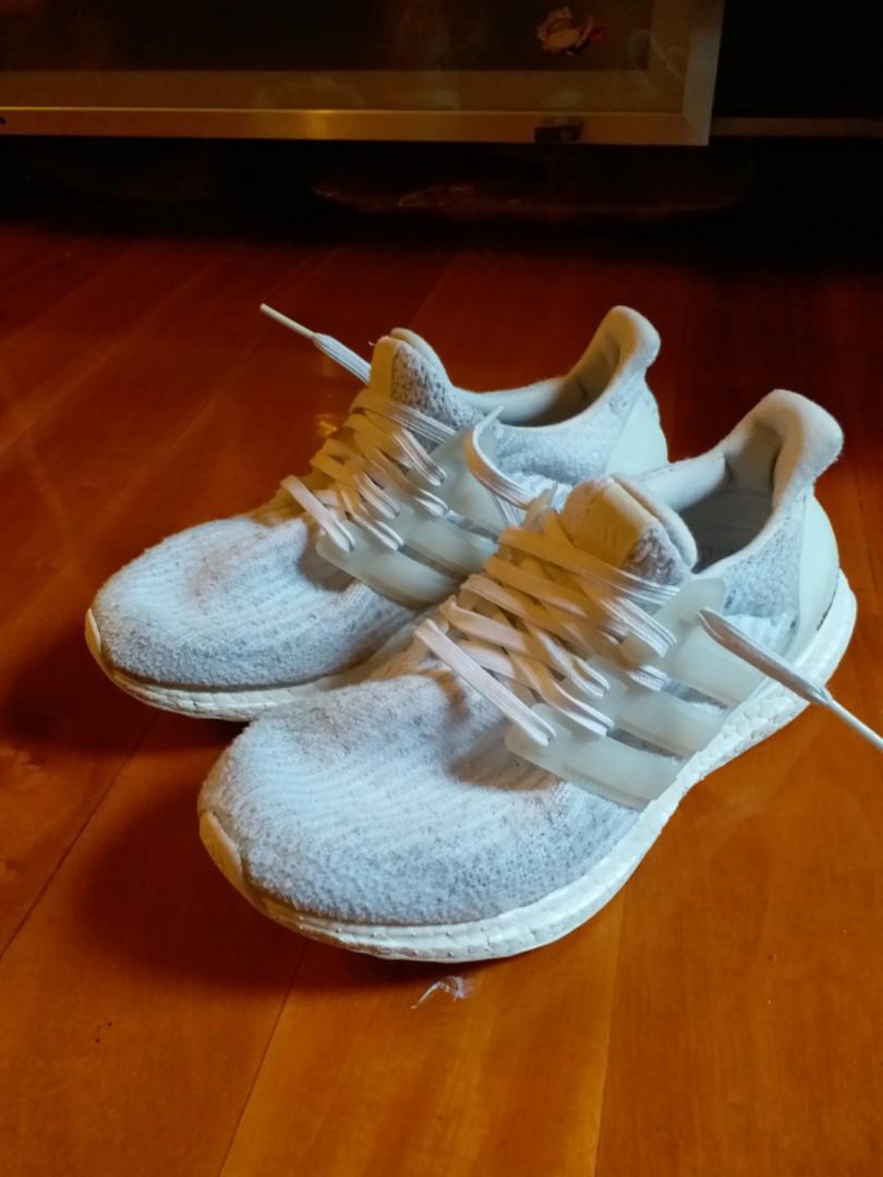 Ultra boost 3.0 white