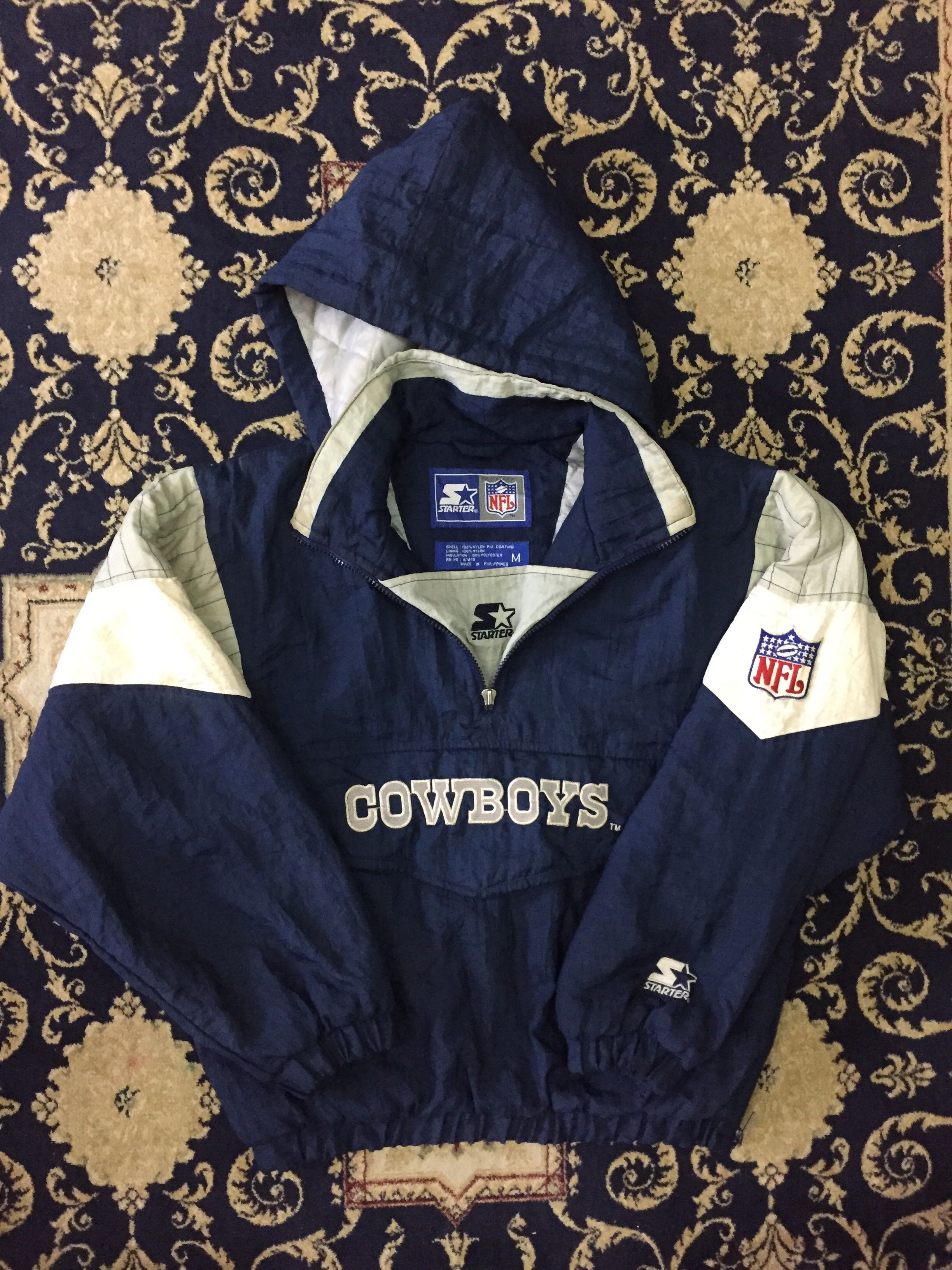 best sneakers db5e8 46101 Vintage Dallas Cowboys Starter Jacket
