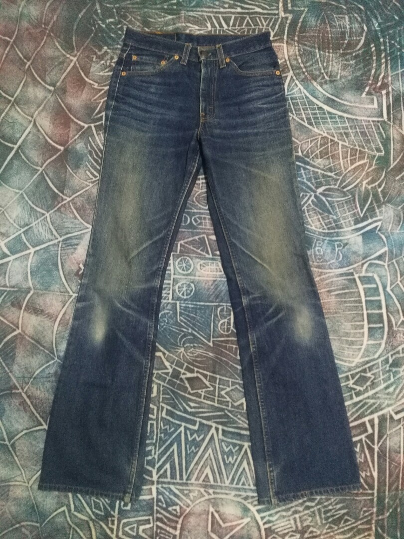 0a5b64a9 Vintage Levi's 517 jeans usa, Men's Fashion, Clothes on Carousell
