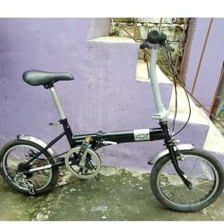 CHEVROLET FOLDING BIKE (FREE DELIVERY AND NEGOTIABLE!)