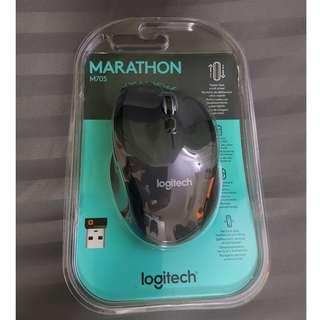 Logitech Wireless Marathon Mouse M705