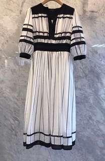 🚚 🇰🇷 韓國設計品牌 JS NEWYORK 洋裝