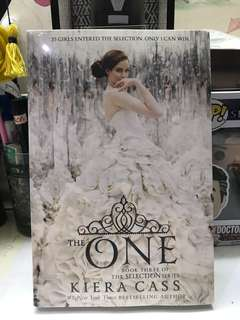 The Selection: The ONE; The Prince & The Guard Kiera Cass