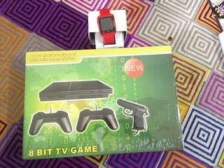 game console n smart watch