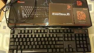 波賽頓機械式鍵盤 可發光