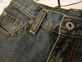 Original Esprit 68 Soul Denim Jeans Custom Made Handcrafted