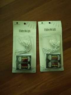 🚚 Cheapest in Carousell    Brand New mini LED lights    fairy lights