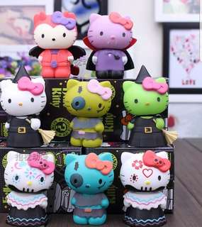 Limited Edition !!! Hello Kitty Halloween Series