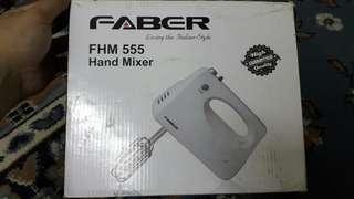 FABER HAND MIXER