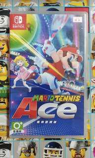 Switch Mario Tennie