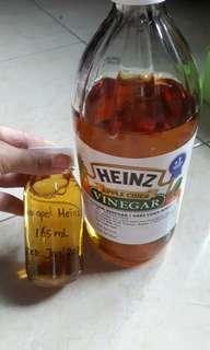 Apple Cider Vinegar by Heinz (Share in Bottle 165 ml)