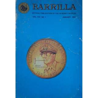 BARILLA 1981 - BPI Bank Notes - eBook