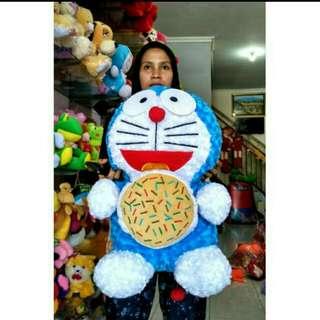 Boneka Doraemon Jumbo Snail 1 Kg