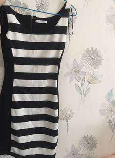 Stripe Dress Mango