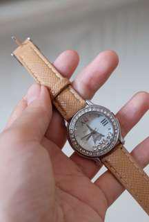 #maudecay Diamond watch Paris