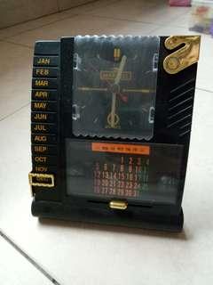 Martell Calendar Clock