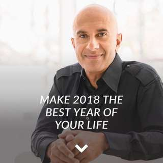 $630 Robin Sharma (Make 2018 The Best Year Of Your Life)