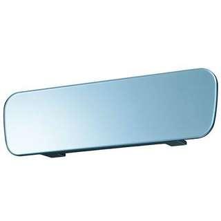 日本 汽車用無邊藍鏡倒後鏡 ( 長290mm )