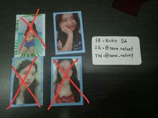 [WTT/S] Nayeon DTNA Photocard