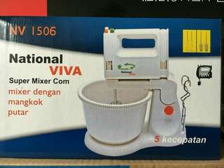 Mixer national free ongkir