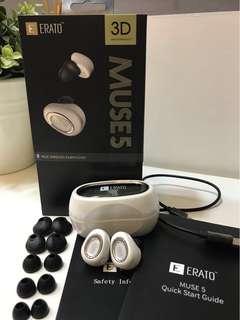 Erato Muse 5 True Wireless Earphones