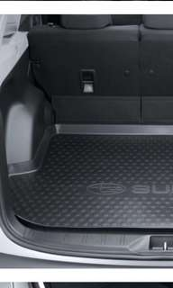 Original Subaru Forester cargo trunk tray