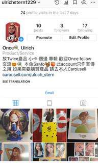 本店Instagram Account開通了😆😆😆