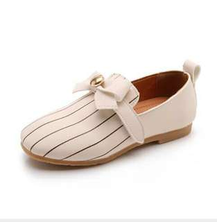 stripe shoes (kids)