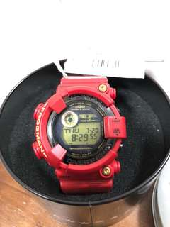 全新 g shock frogman GF8330A 4CR