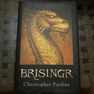 BRISINGR & ELDEST
